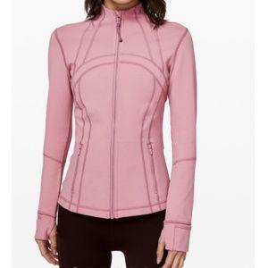 Lululemon Define Jacket Mauve Size 4